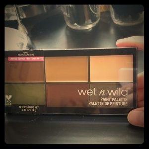Wet n Wild Paint Palette